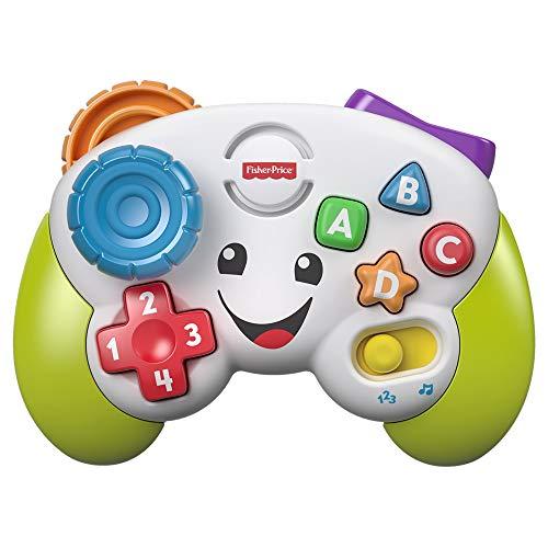 Mattel Fisher-Price FWG14 Lernspaß Spiel-Controller, babyspielzeug ab 6 Monaten