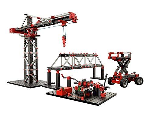 fischertechnik 536622 Profi Mechanic & Static 2 Bausatz ab 9 Jahre