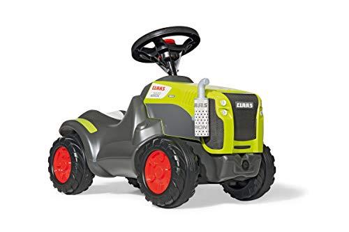 Rolly Toys 132652 - rollyMinitrac Claas Xerion (für Kinder von 1,5 - 4 Jahre, Ablagefach unter Motorhaube, Flüsterlaufreifen)
