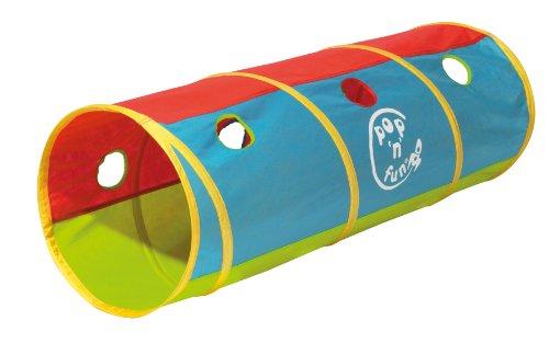 Kid Active 152GNR01E Pop-up-Spieltunnel