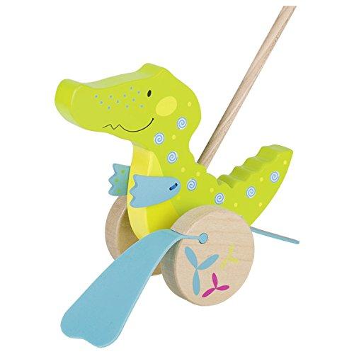 Goki 2041426 54911 Schiebetier Krokodil Susibelle Kollektion