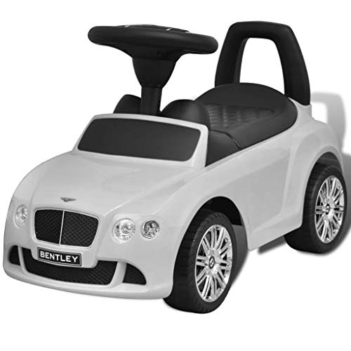 vidaXL Rutschauto Bentley Rutscher Kinderauto Kinder Bobbycar Kinderfahrzeug
