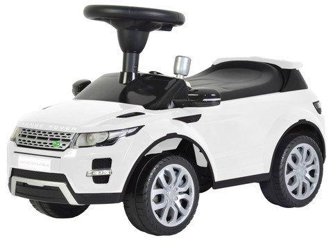 Ricco 348 Rutschauto, Modell: Range Rover Evoque, Lizenzprodukt, Spielzeug