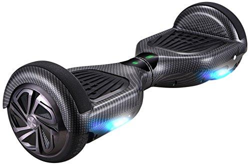 6,5' Premium Hoverboard Bluewheel HX310s -Deutsches Qualitätsunternehmen - Kinder Sicherheitsmodus & App - Bluetooth Lautsprecher - Starker Dual Motor - LED - Elektro Skateboard Self Balance Scooter
