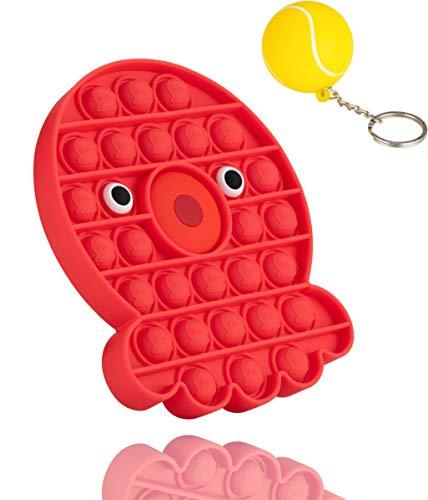 TK Gruppe Timo Klingler Fidget Toy Pop Push Pop It - geprüft & kinderfreundlich - für Kinder & Erwachsene - Push Bubble zur Ablenkung bei Stress & Nervosität (49)