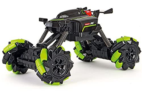 Carrera RC 2,4GHz Drift Car I ferngesteuertes Auto ab 6 Jahren mit bis zu 20km/h I Elektro-Mini-Car inkl. Fernbedienung, Akku & Batterien I Spielzeug für Kinder und Erwachsene für drinnen & draußen