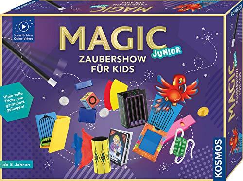 Kosmos 698829 Zaubershow für Kinder, rot (Deutsche Sprache)