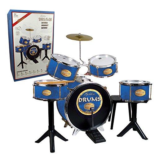 REIG 0727 Golden Drums Schlagzeug
