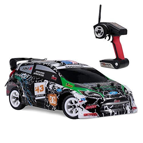 Goolsky K989 RC Auto 1/28 RC Drift Auto 2,4G 30 KM / STD High Speed RC Auto 4WD RC Rennwagen RC Sport Racing Drift Auto Kinder Geschenk WLtoys