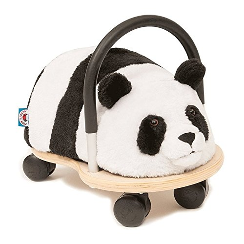 Original Wheely Bug Rutschauto Rutscher ab 1-3 J. Panda 'Neues Design'