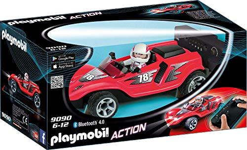 PLAYMOBIL Action 9090 RC-Rocket-Racer mit Bluetooth-Steuerung, Ab 6 Jahren [Exklusiv bei Amazon]