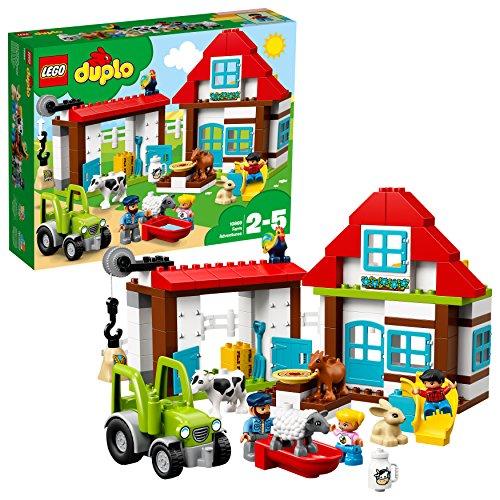 LEGO 10869 DUPLO Town Ausflug auf den Bauernhof