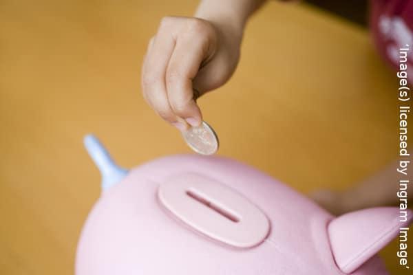 Geld für Kinder richtig anlegen