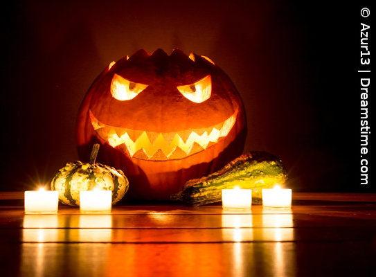 Serien zu Halloween