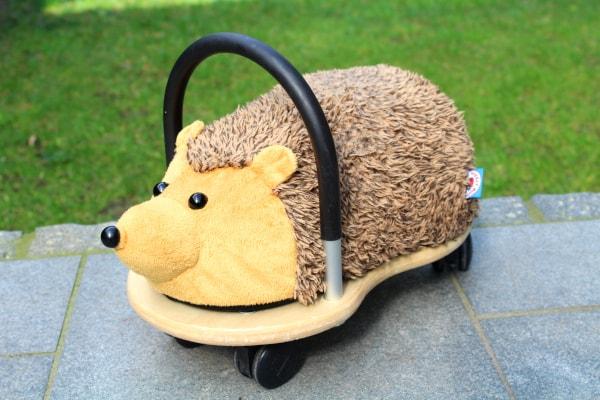 Wheely Bug als Igel