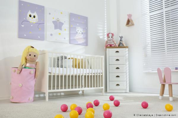 Mitwachsendes Babybett