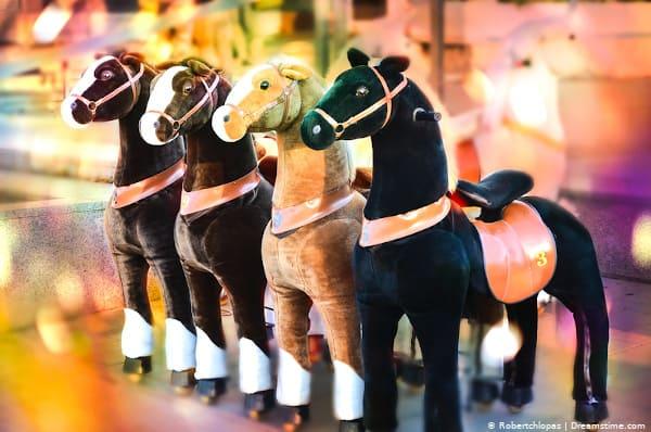 Ponycycles für Kinder