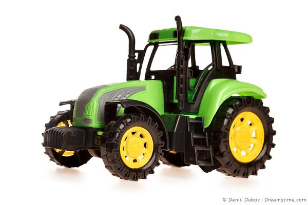RC-Traktor